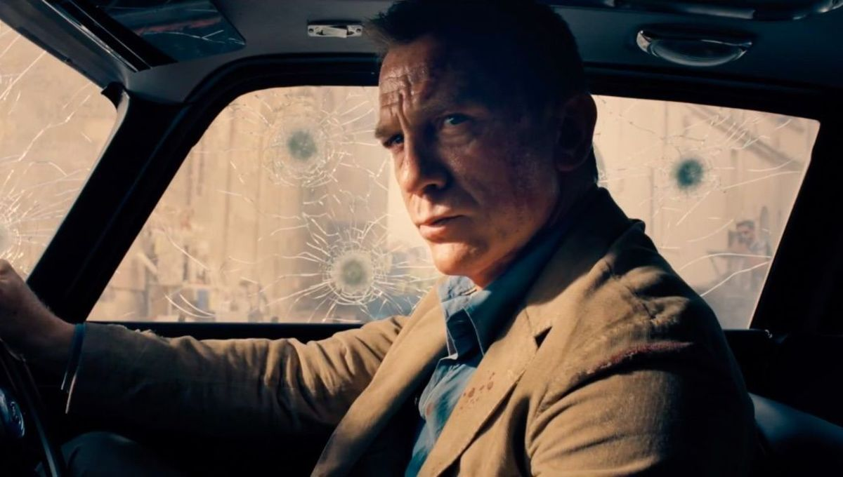 Daniel Craig meets Rami Malek's James Bond villain in first twisting trailer for No Time to Die