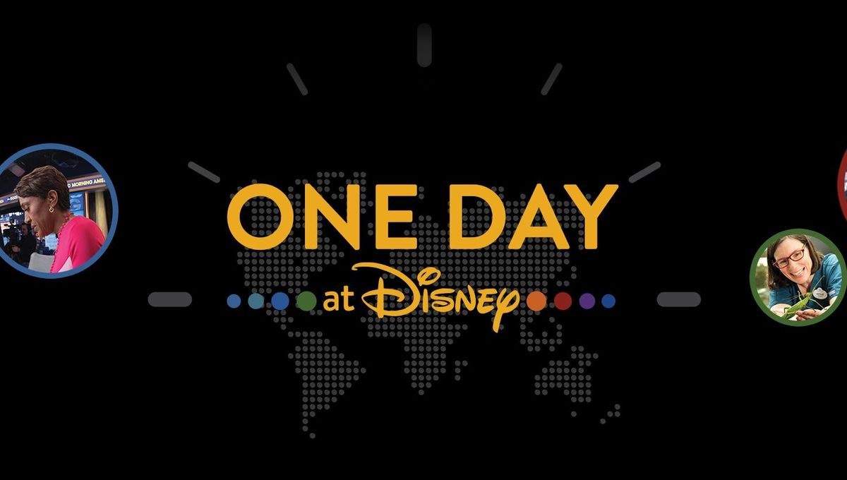 Let Disney+ help you spend One Day at Disney