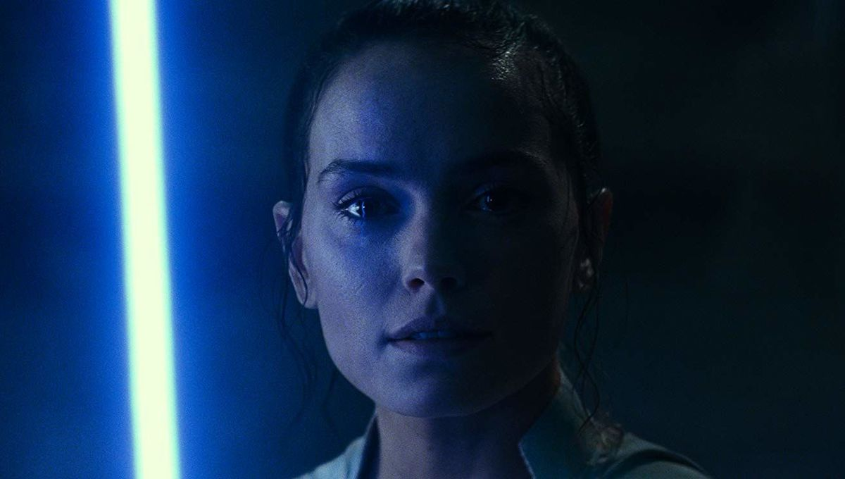 The Rise of Skywalker Visual Dictionary helps explain how Rey got the Skywalker lightsaber back