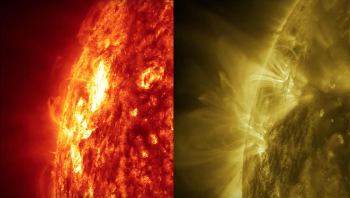 The Sun just exploded in a totally new way we never heard of before
