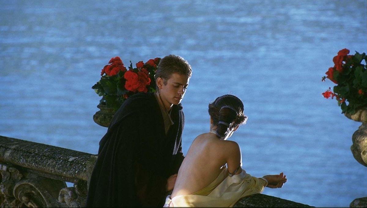 Star Wars Best Scenes: Anakin's sand speech in Attack of ...