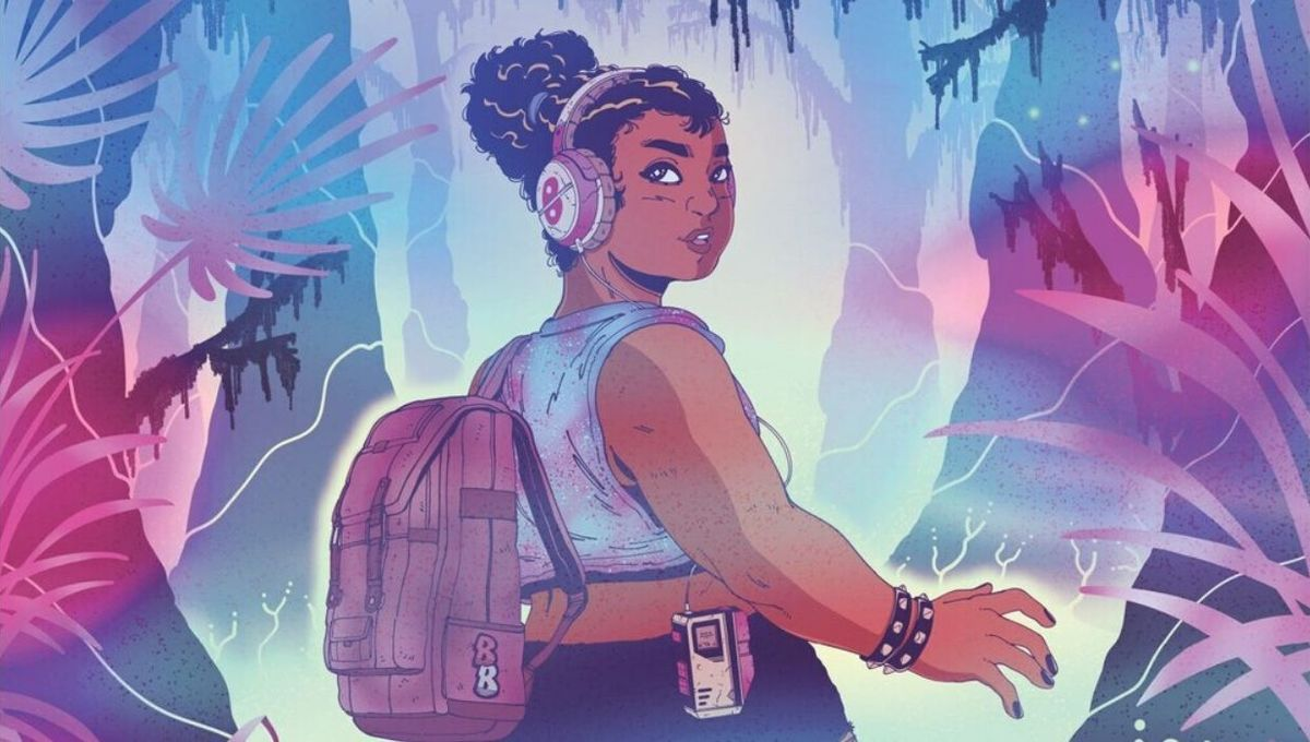 Indie Comic Spotlight: Gabby Rivera and Royal Dunlap's queer, colorful, anthemic b.b. free