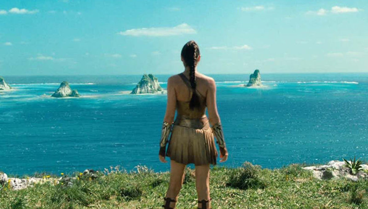 Themyscira, the longest-running utopia in comics