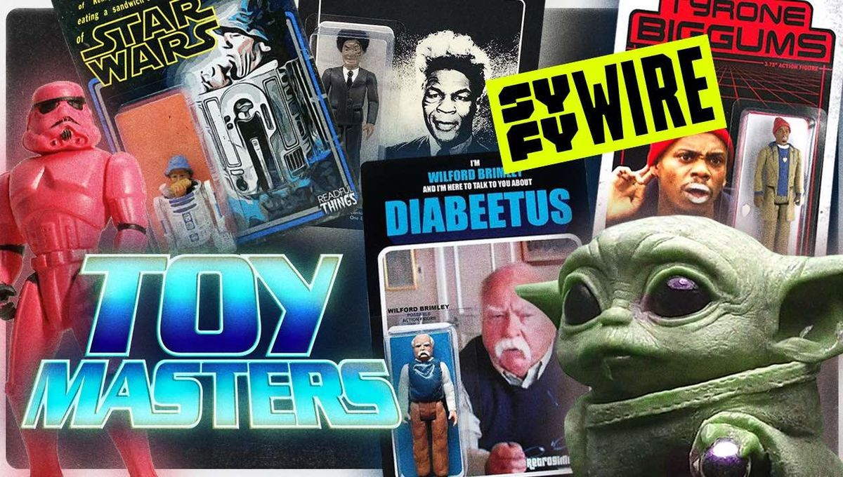 Diabeetus Wilford Brimley and more custom toys you need to own