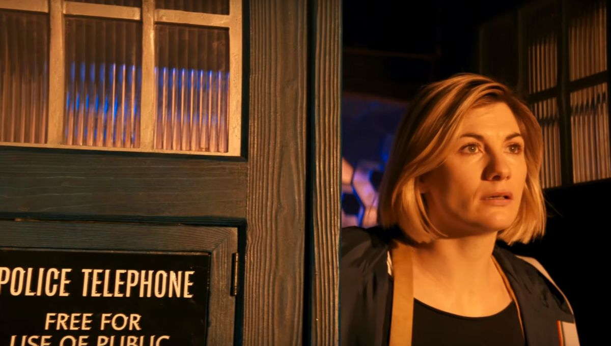 Doctor Who will welcome New Year's Day with its Season 12 premiere