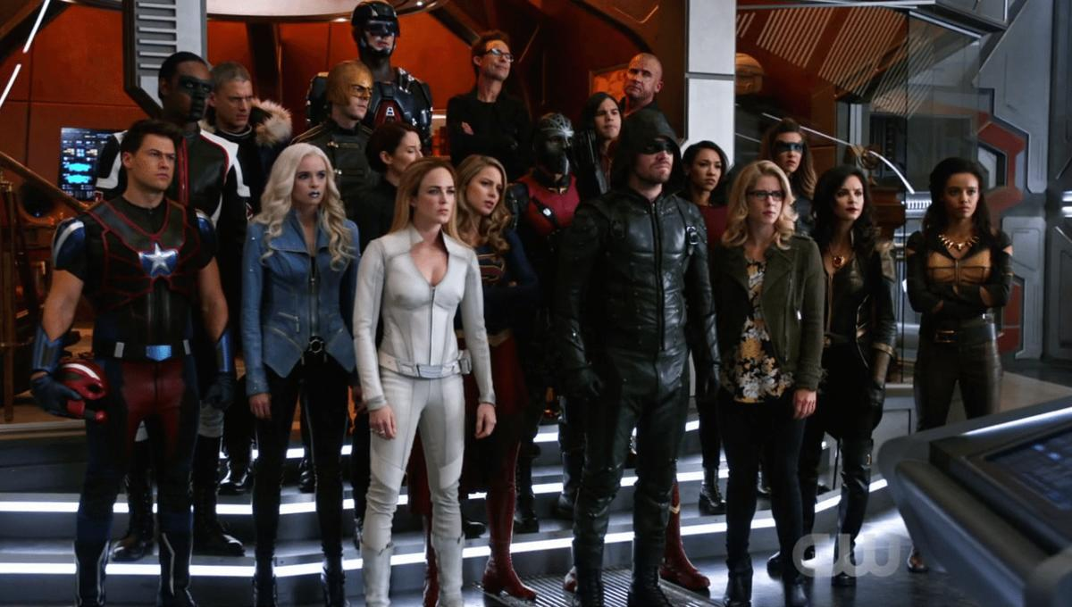 Definitively ranking the 10 sexiest characters of the Arrowverse