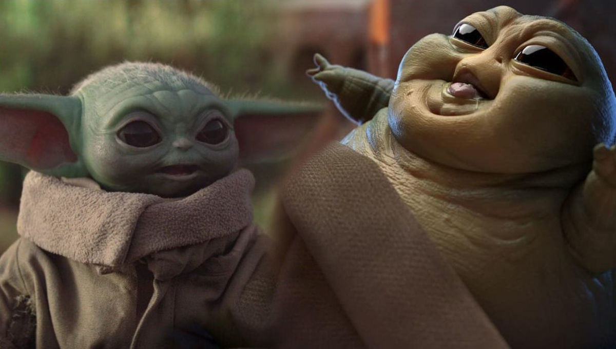 Who's cuter, Baby Yoda or Baby Jabba? Science says...