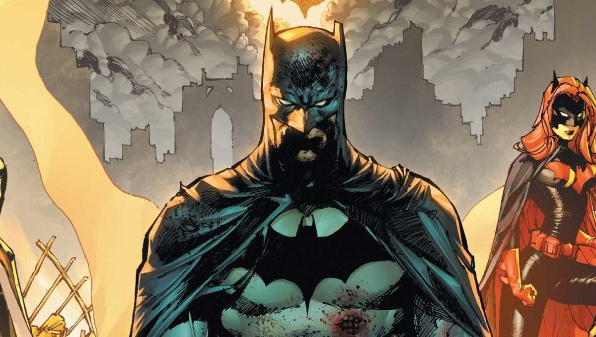 How Batman's grief helped me with my own