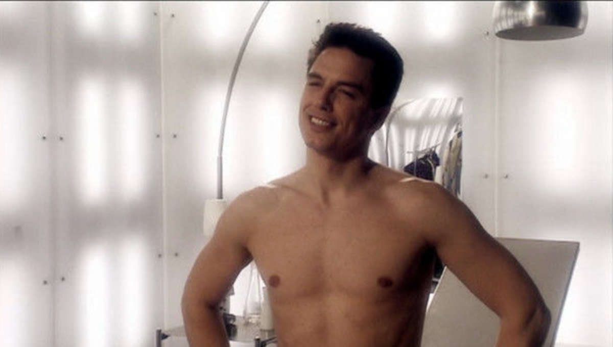 Chosen One of the Day: Captain Jack Harkness, thirst king