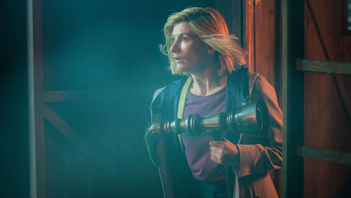 The 13th Doctor channels David Tennant-style Doctor Who ruthlessness