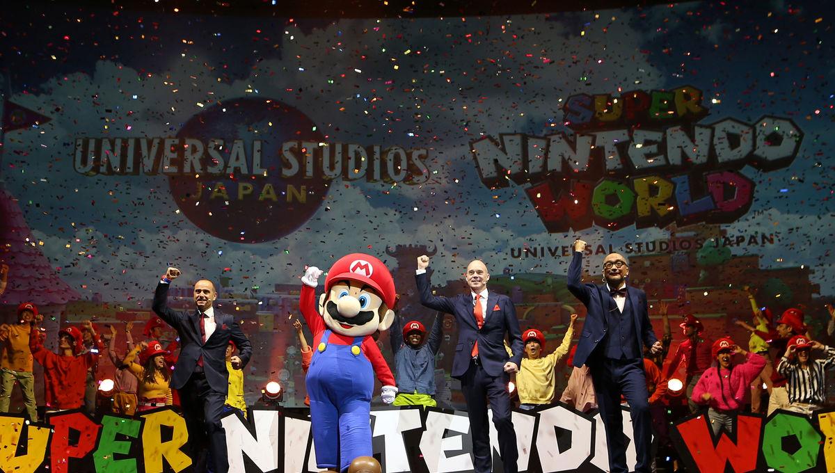 Theme Park News: Exciting Super Nintendo World updates and familiar Galaxy's Edge drama