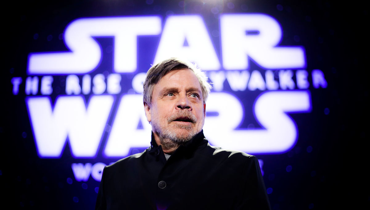 This is the record you're looking for: Store returns long-lost Star Wars vinyl to Mark Hamill