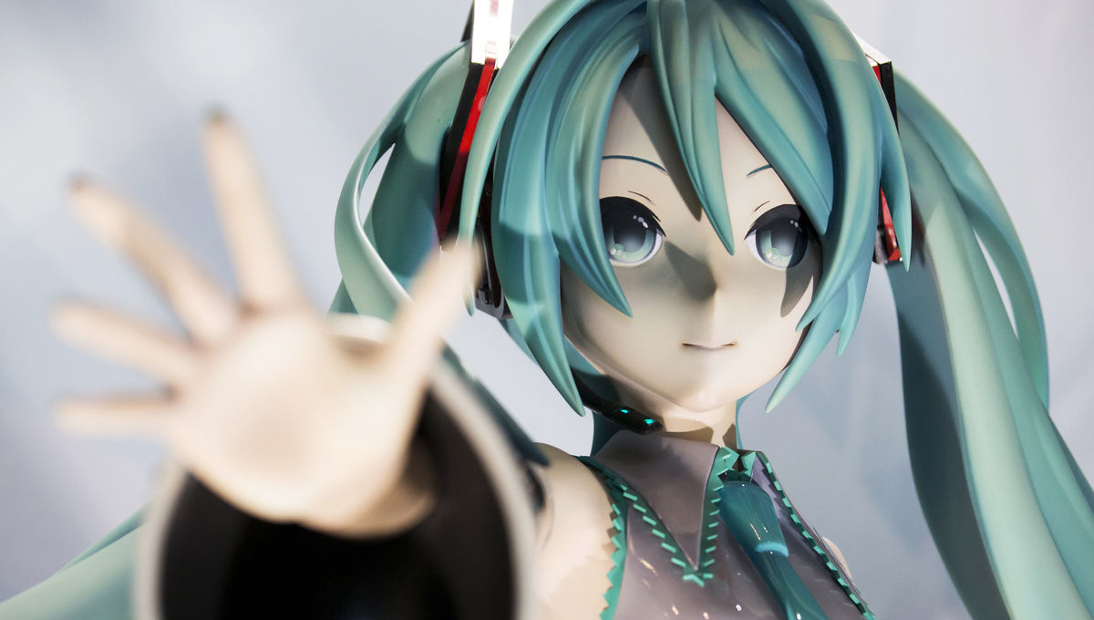 Hologram Hatsune Miku will be the first nonexistent entity to perform at Coachella this year