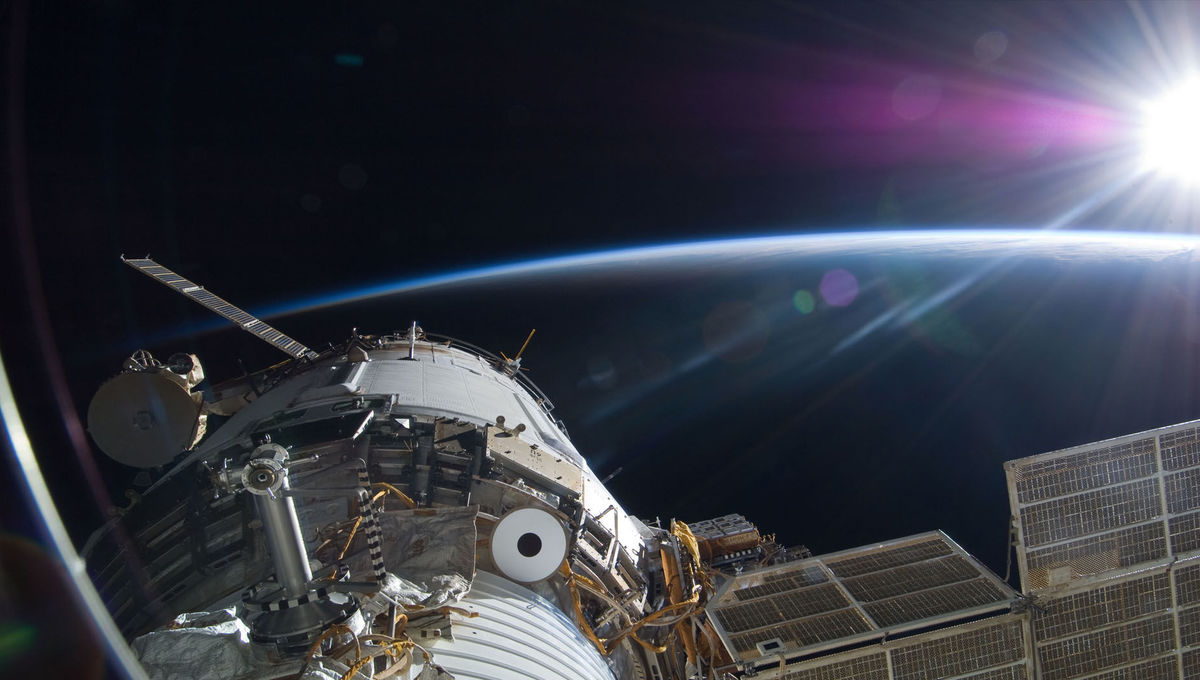 How long is the ISS going to be up there, and how will we take care of business in space?