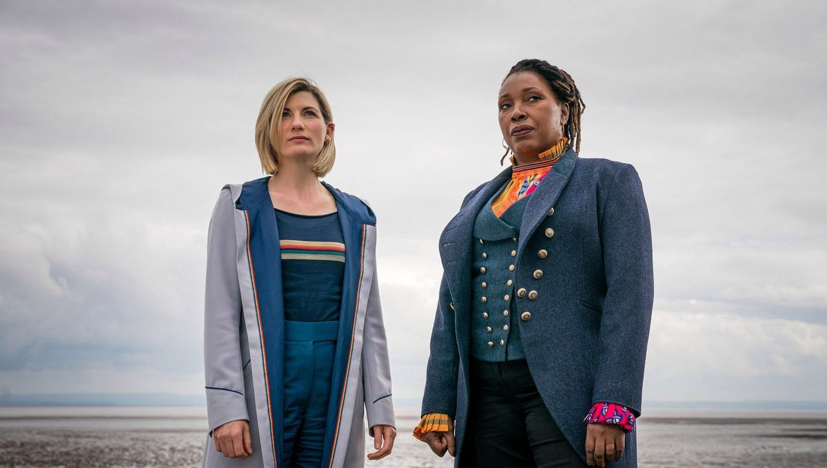 Doctor Who's newest Doctor is canon, forever, and it can't be changed