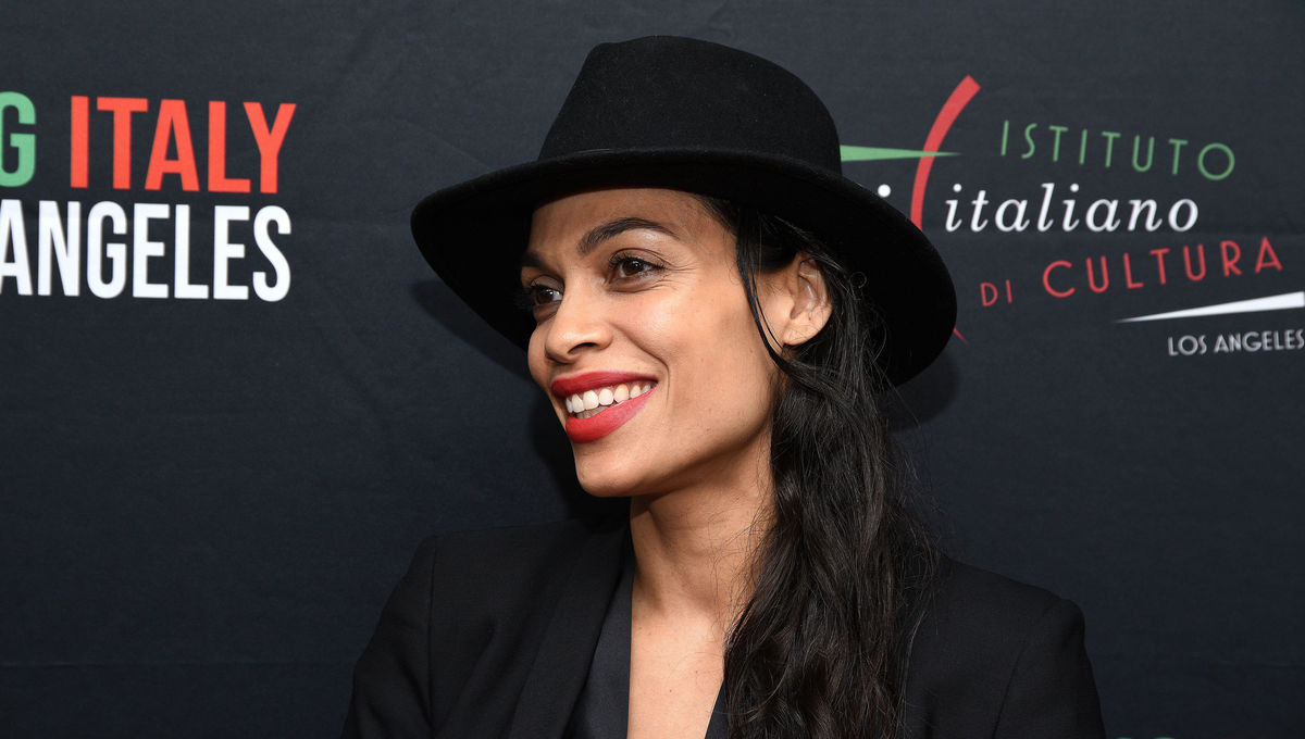 Rosario Dawson zones in on lead role in HBO Max's DMZ comic book adaptation
