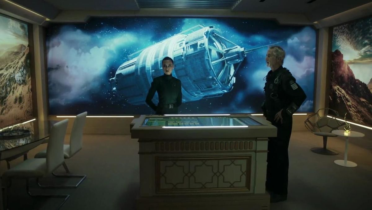The Churn: Discussing The Expanse Season 4, Episode 6: 'Displacement' with Dan Drezner