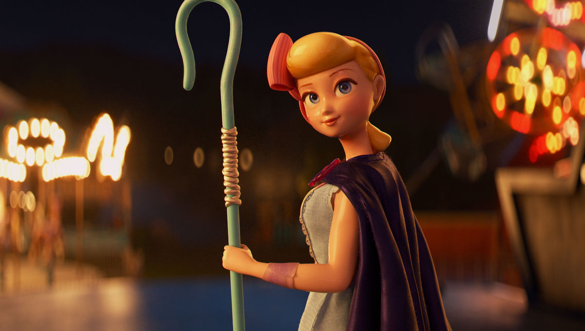 WIRE Buzz: Lamp Life lights up Bo Peep's backstory; Seth Rogen takes Fear Agent to Amazon; more
