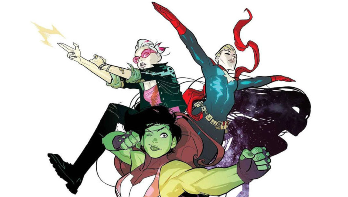 Dream Casting: Marvel's take on Birds of Prey