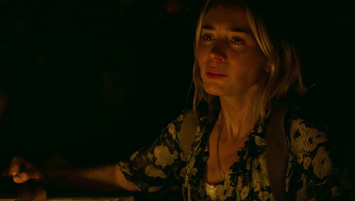 Emily Blunt takes a terrifying trip in new trailer for Krasinski's A Quiet Place Part II