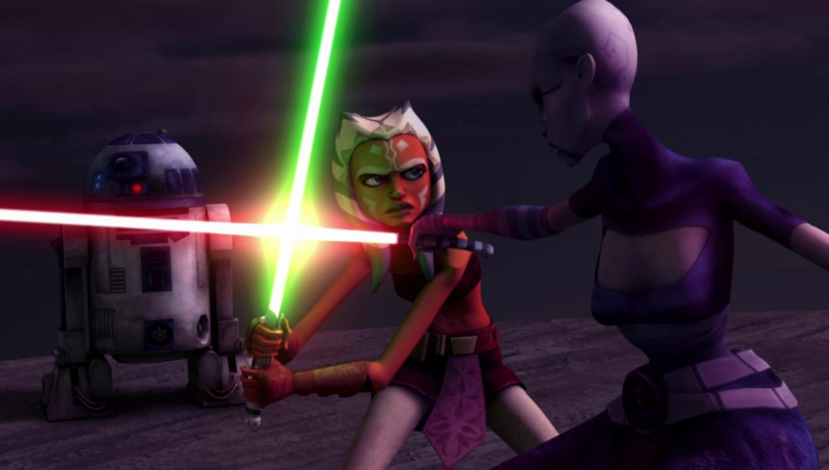How the badass women of The Clone Wars became true forces to be reckoned with