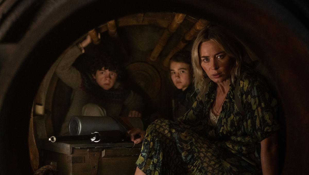 WIRE Buzz: A Quiet Place Part II survival room; No Time to Die featurette; Netflix Top 10