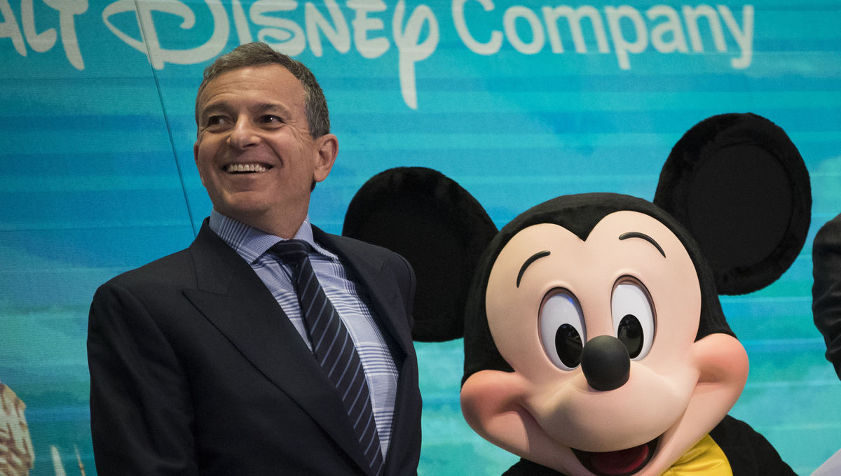 Image result for Disney CEO Bob Iger Steps Aside; Bob Chapek Named New Head