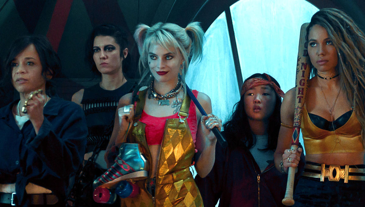 Beyond Birds of Prey: 10 of the best girl gangs to grace the screen
