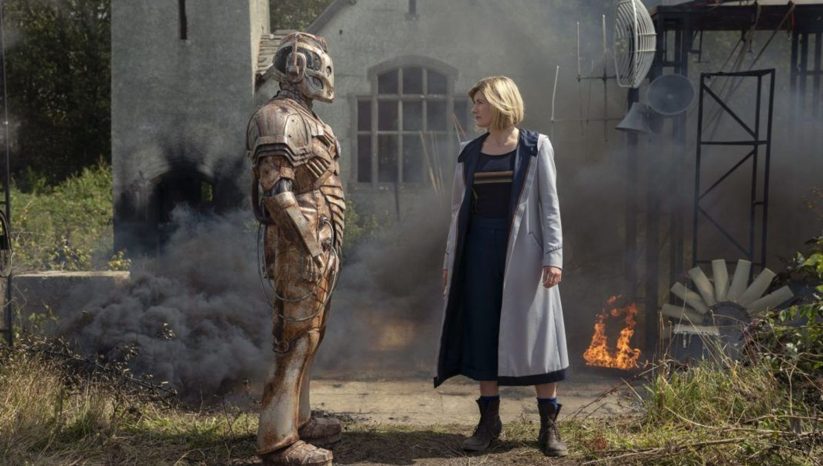 Doctor Who is clearly rewriting the history — and future — of an iconic villain