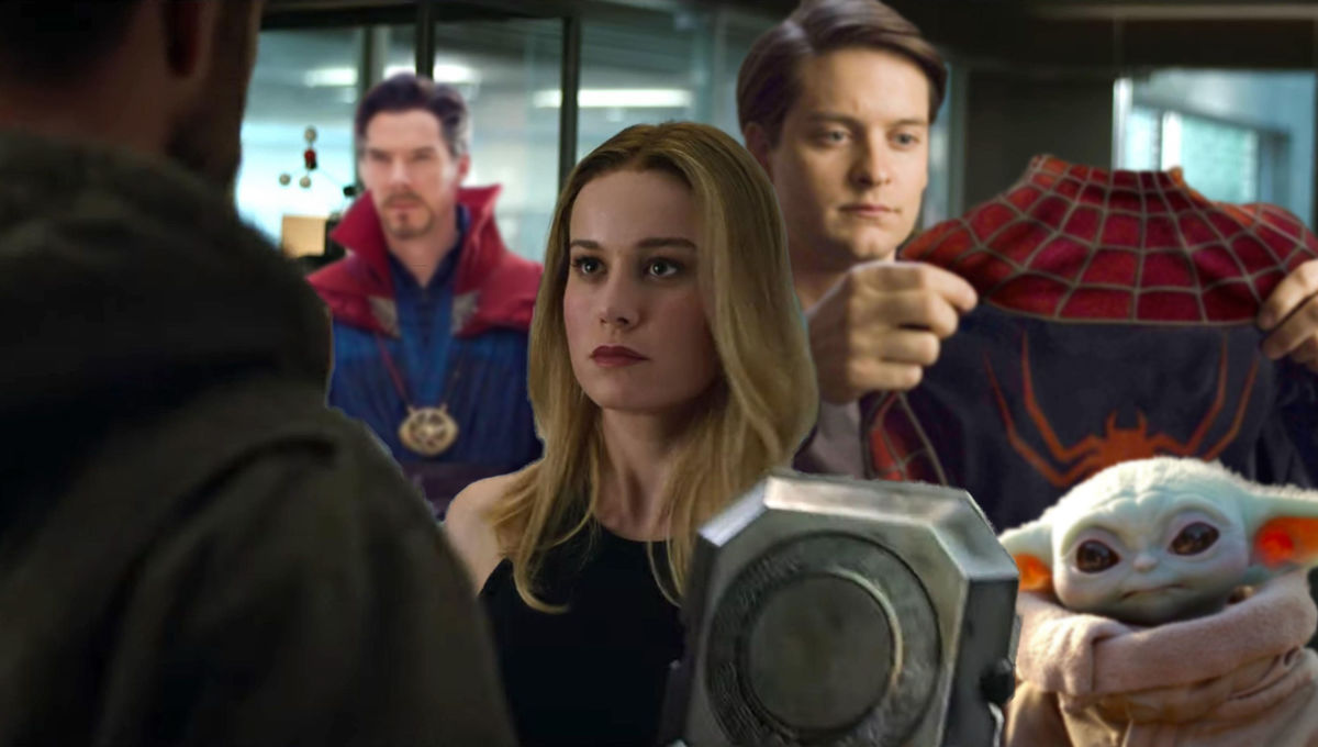 Fan Theory Madness: Captain Marvel's telepathy, Baby Yoda, and lies about Sam Raimi