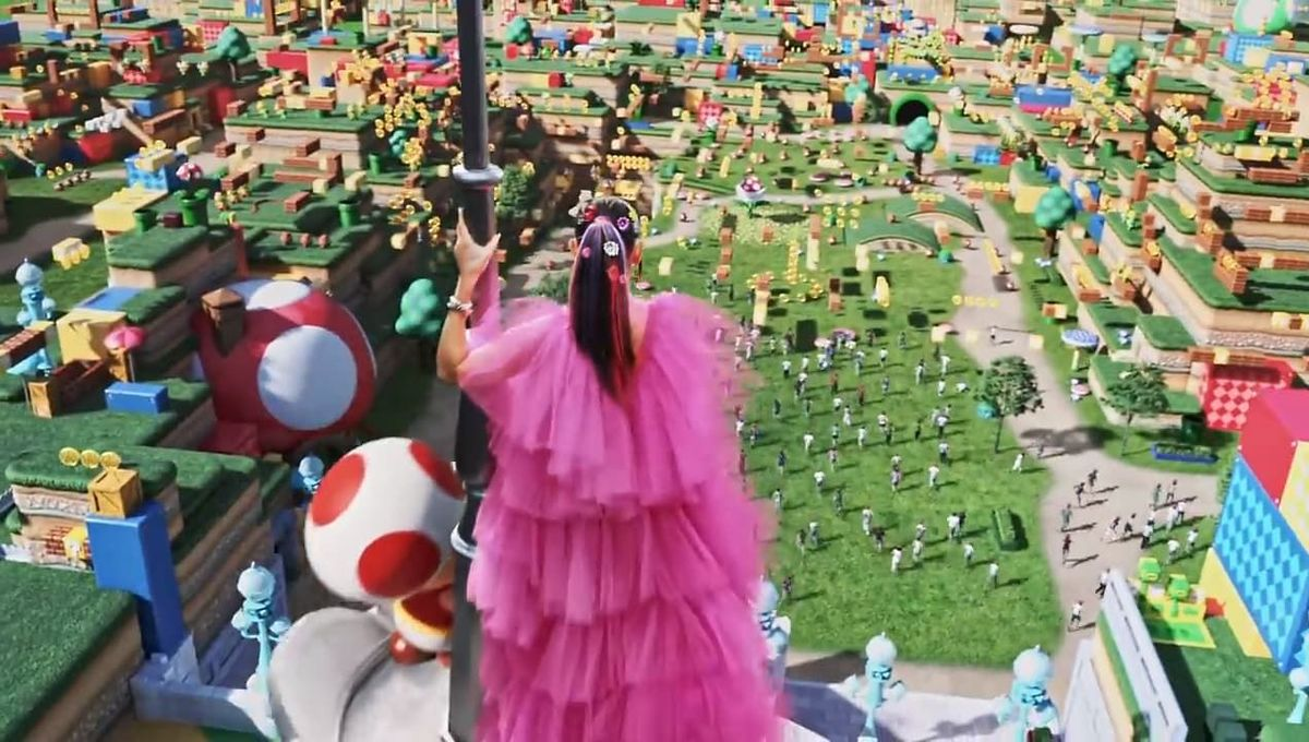 Every Mario reference in Galantis feat. Charli XCX's 'Born to Play'