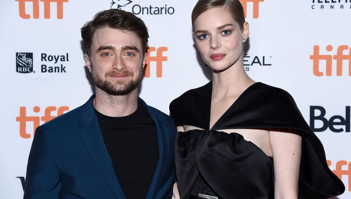 Daniel Radcliffe and Samara Weaving underwent major transformations for Guns Akimbo