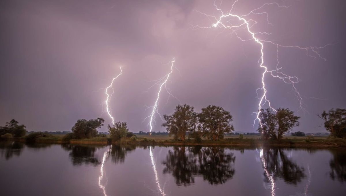 lightning.'