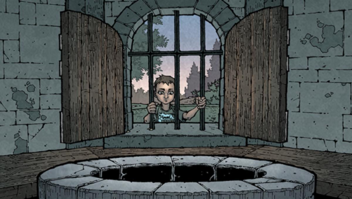 Locke & Key's scariest scene could only happen in a horror comic