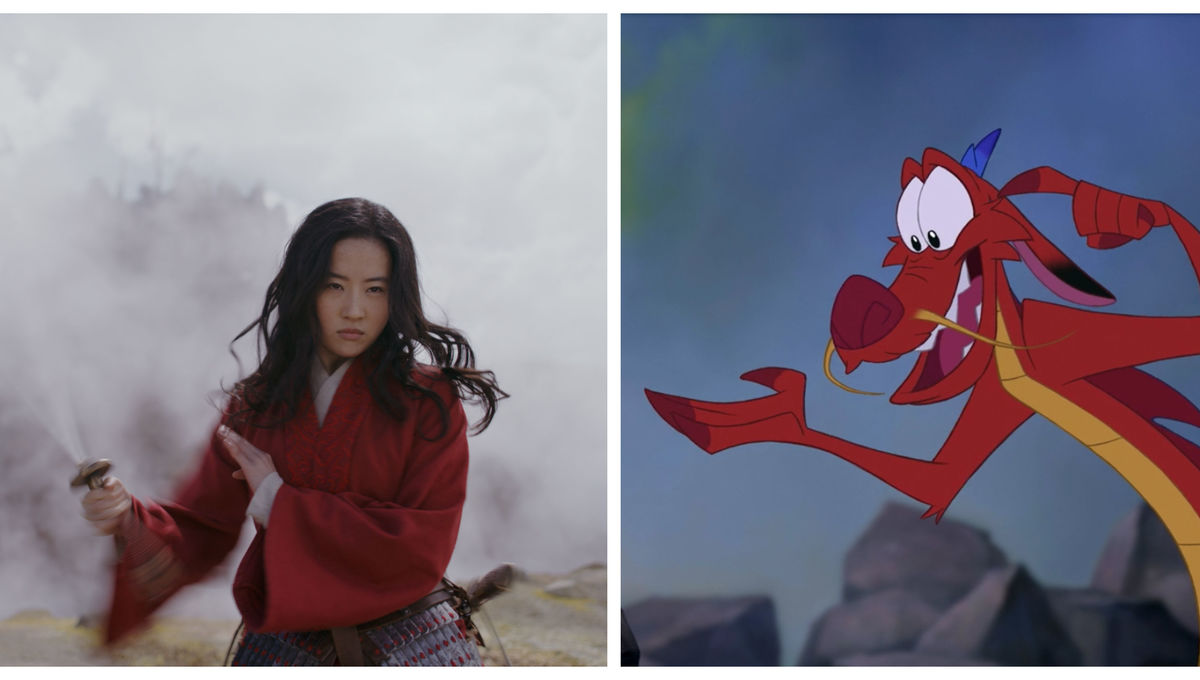 Mulan remake producer explains why they had to slay Mushu and the famous songs