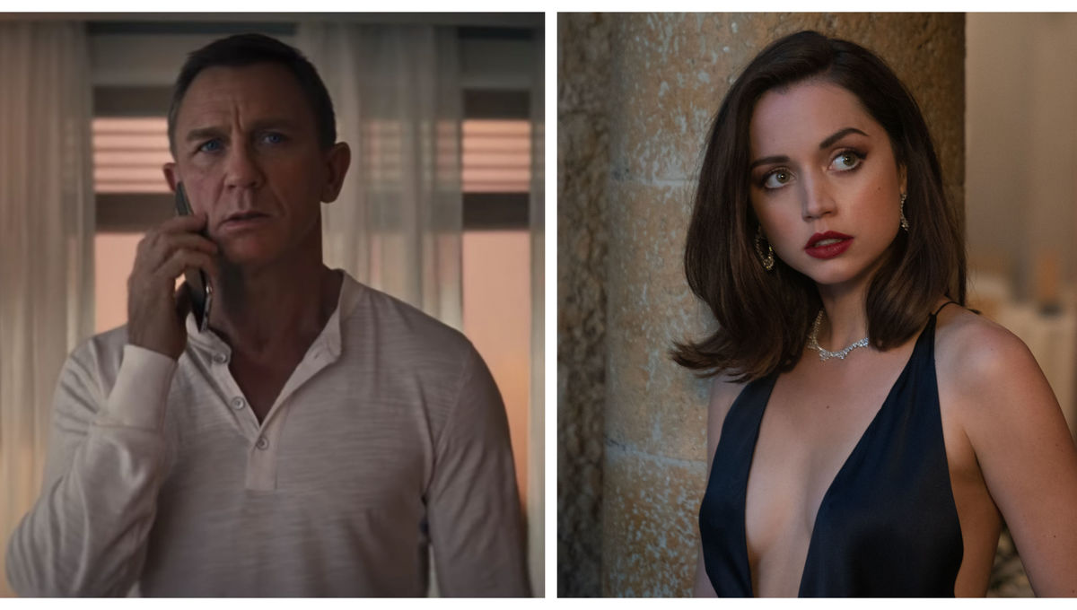 007 Daniel Craig is shaken, not so stirred, by the outdated 'Bond Girl' label