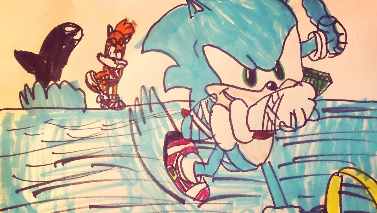 I M Raising The World S Biggest Sonic The Hedgehog Fan