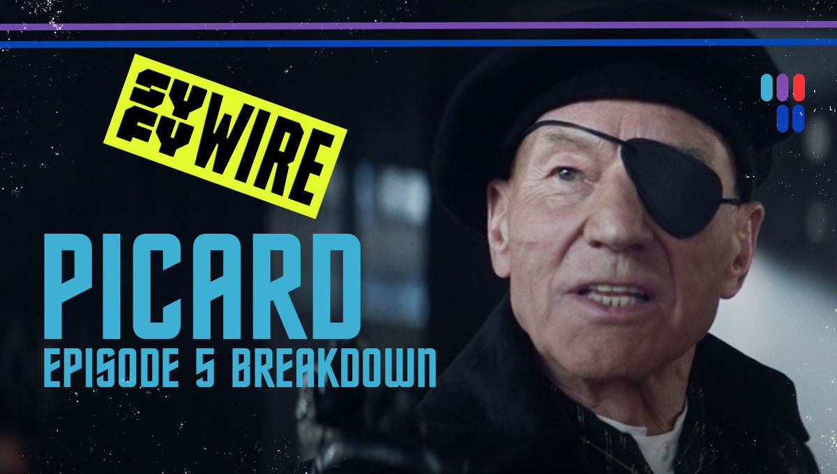 Picard and Seven's shared trauma provides the best exchange in Star Trek: Picard Ep. 5 [Warp Factor #5]