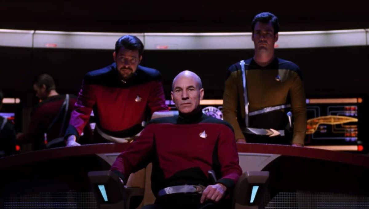 Star Trek: TNG writers reveal darker alternate ending for one of show's greatest episodes
