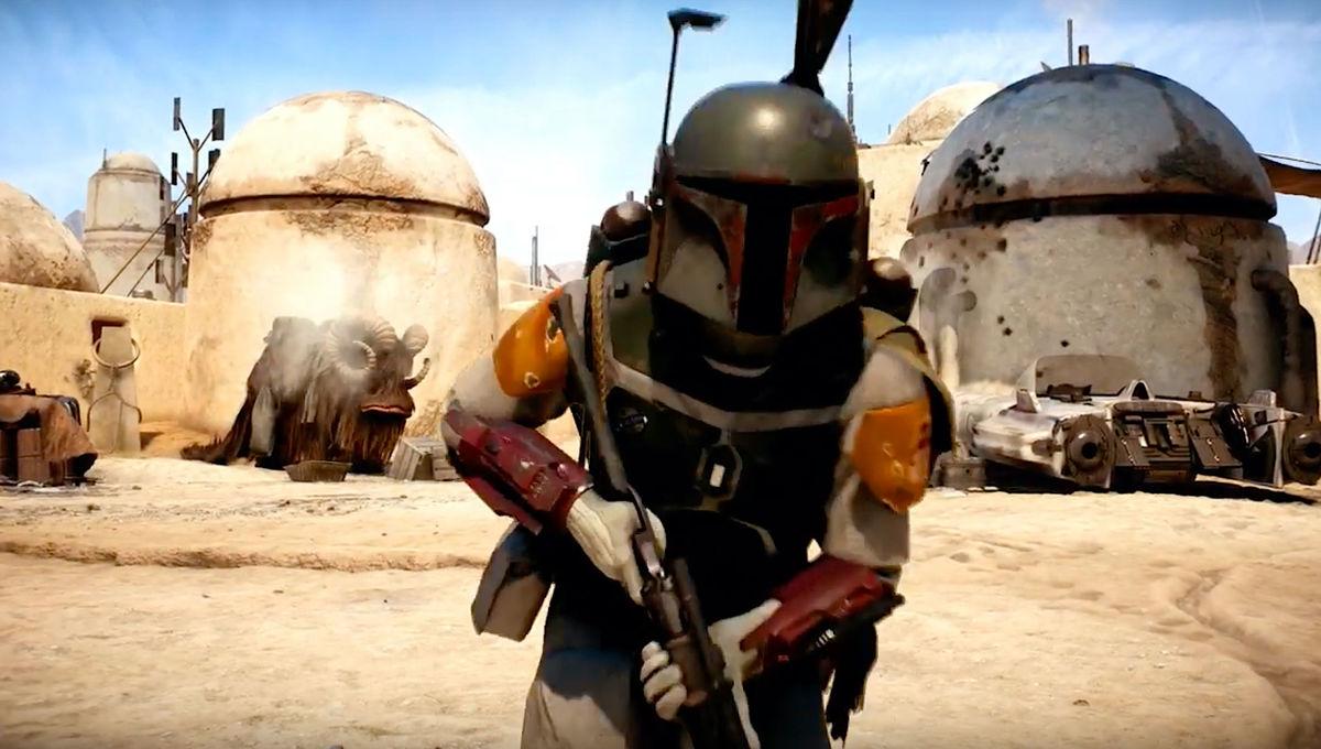 Gaming: Star Wars Battlefront II heads to Mos Eisley; Half-Life remake inbound; more