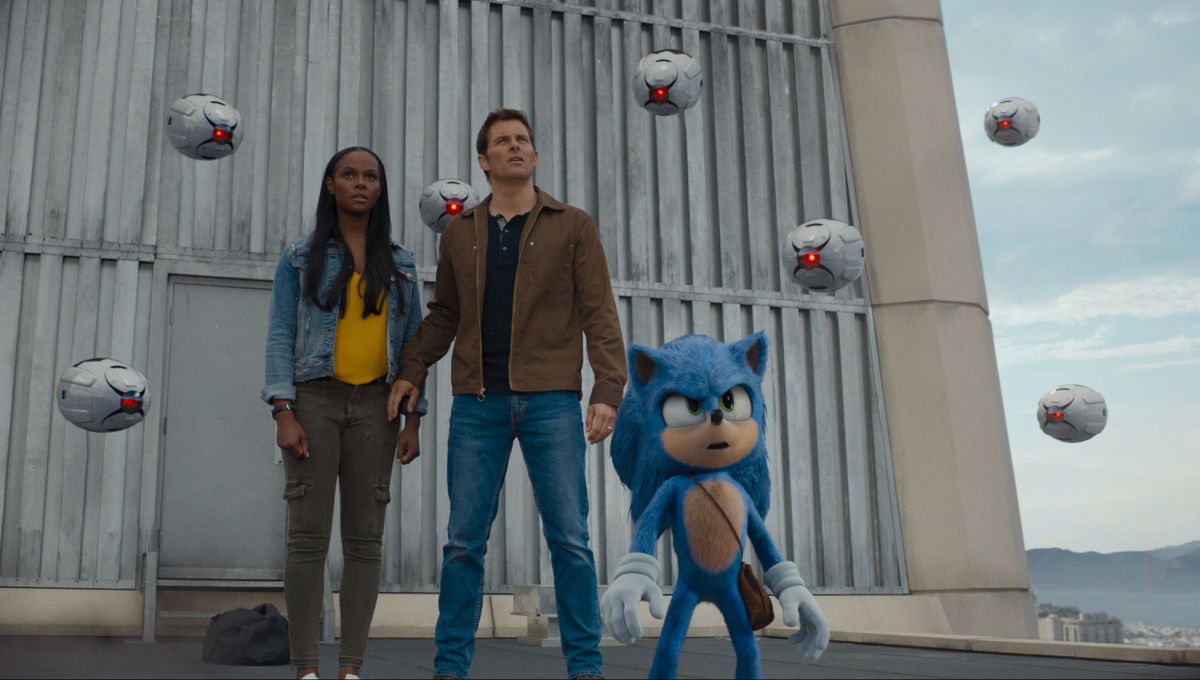 Box office: Sonic the Hedgehog collects $65M in golden rings on opening weekend