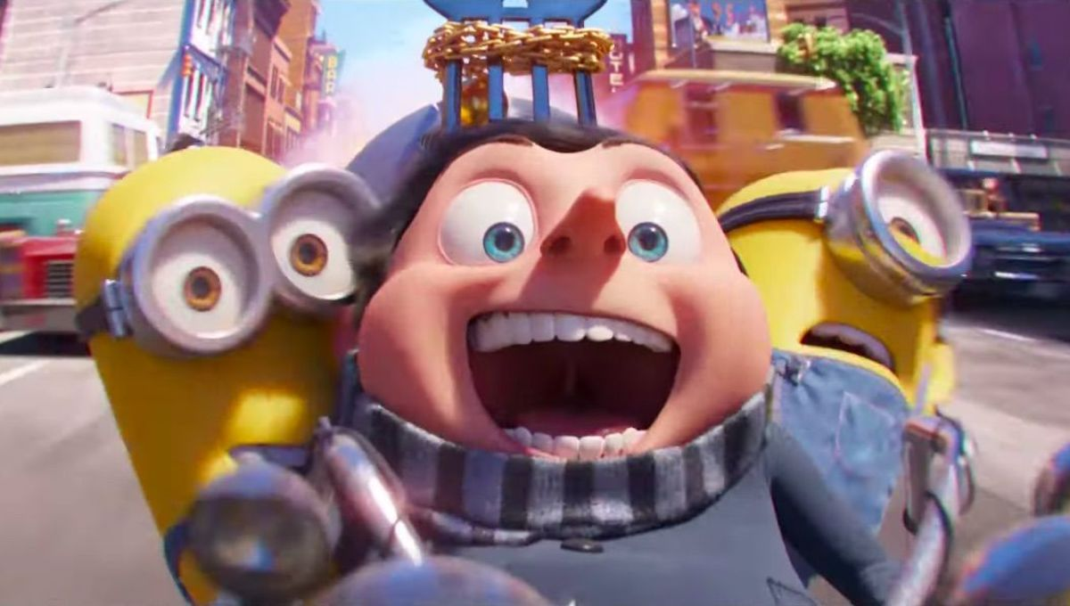 A villainous origin story begins in full groovy trailer for Minions: The Rise of Gru