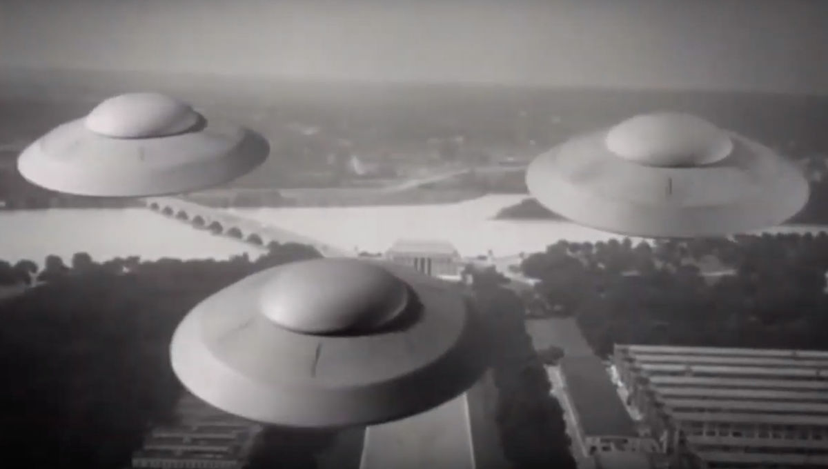 Contact! There is now such a thing as a UFO database with over 2 million pages of X-files