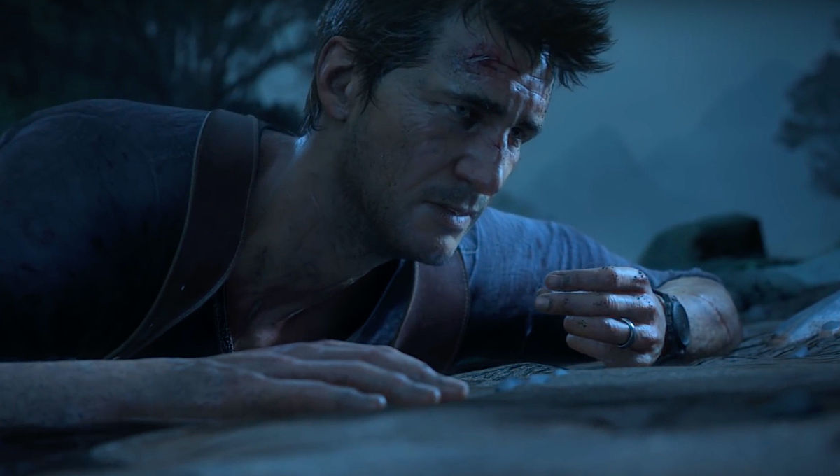 Tom Holland Uncharted Movie A Nathan Drake Origin Story
