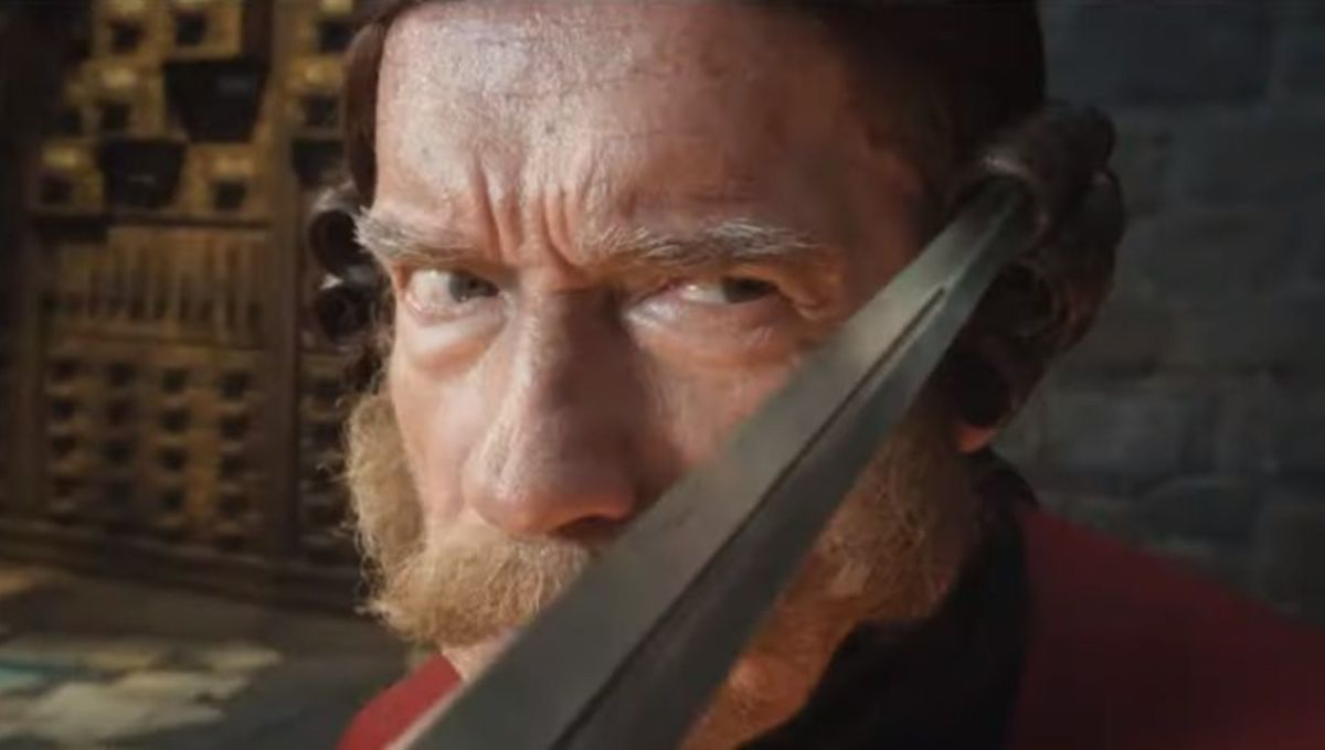 Arnold Schwarzenegger and Jackie Chan fight for the first time in 'The Iron Mask' trailer
