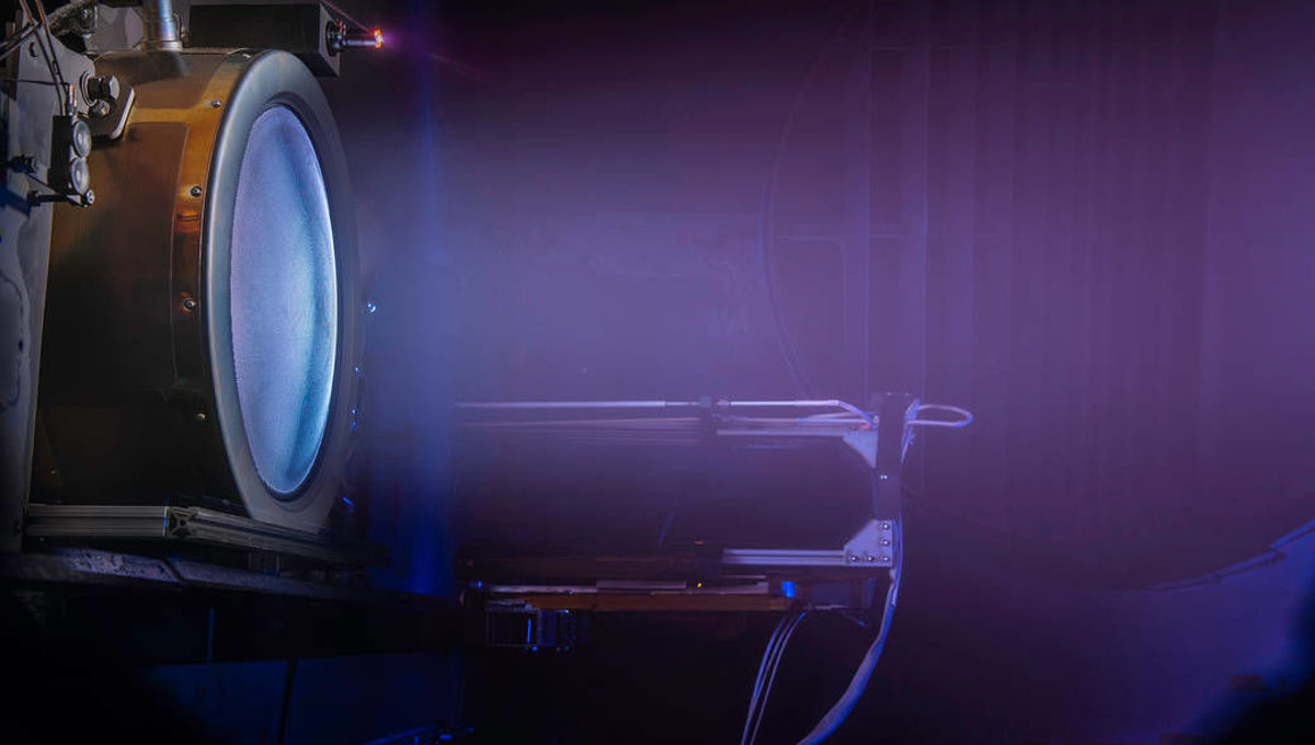 NASA is wielding a superpowered ion engine to redirect asteroids next year