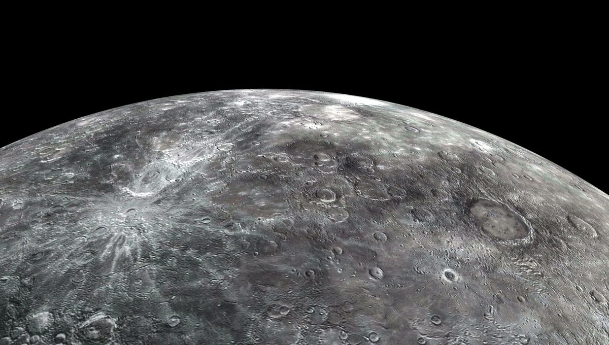 Did brutally-hot, barren Mercury once hold the ingredients to support life?