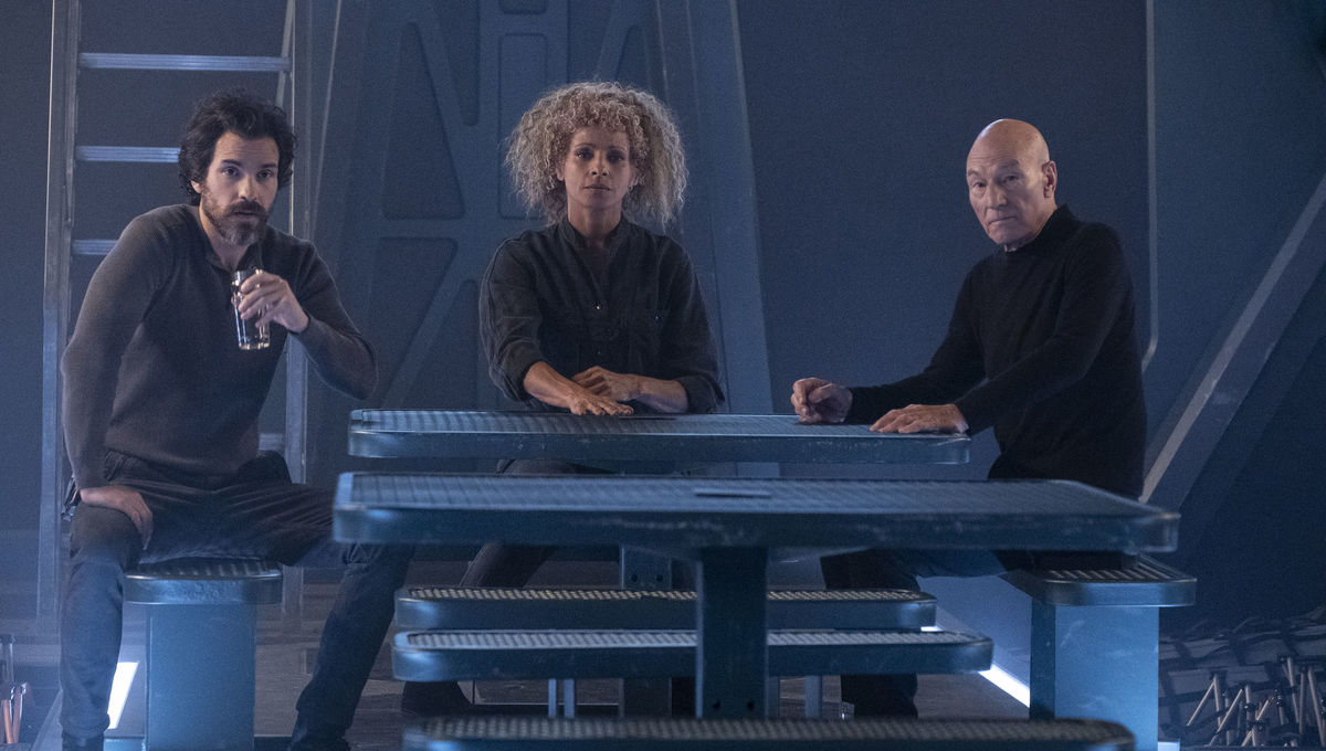All the ways Star Trek: Picard flipped the Trek universe on its head for the better
