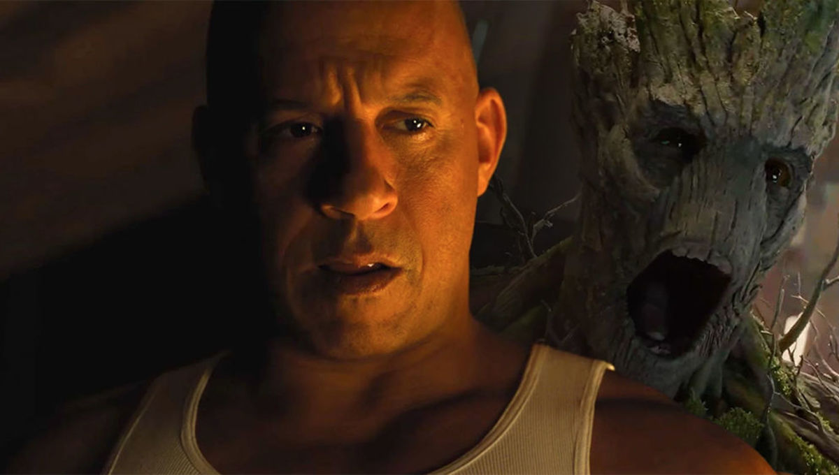 We don't talk enough about how Vin Diesel's voice is perfect