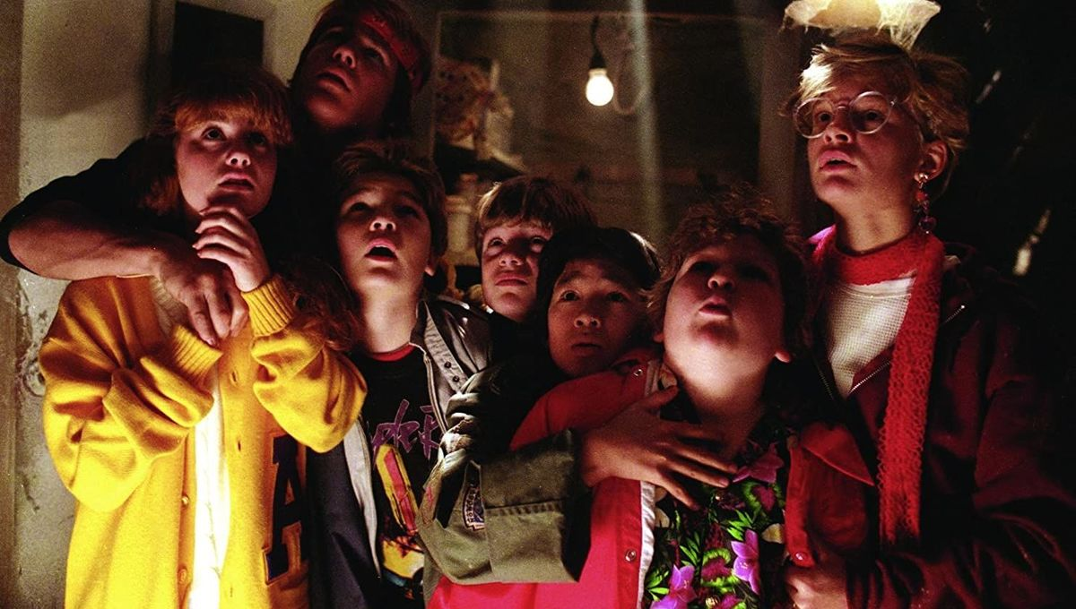 Watch The Goonies Cast And Crew Were Reunited By Frozen S Josh Gad